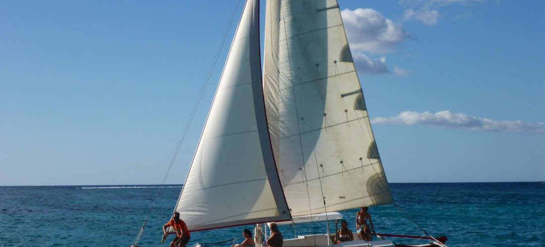 Catamaran Boat Excursion